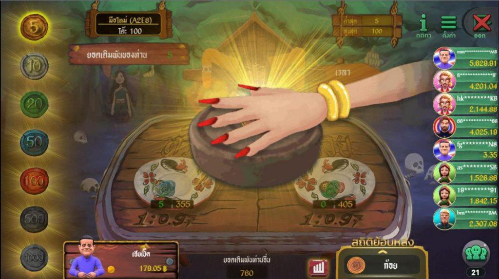 เกม ปั่นแปะ-คาสิโน