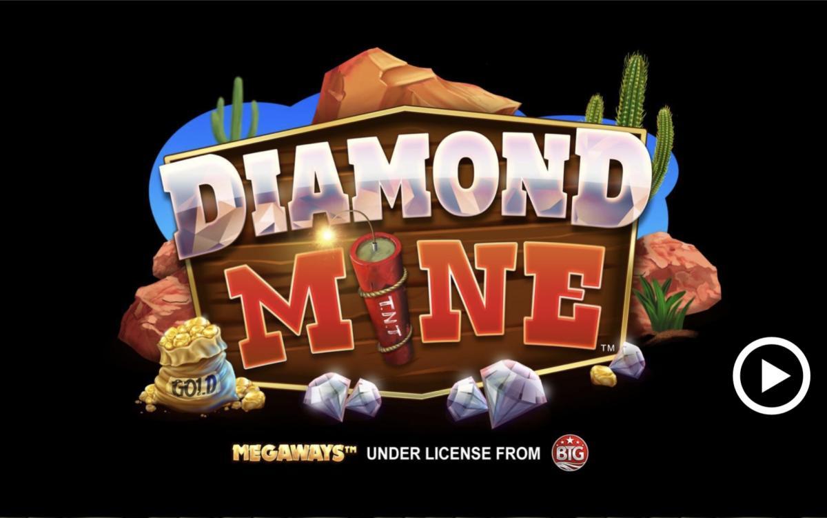 Diamond Mine Megaways-เกม